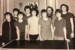 Honza Müller, Miloš Kozler, Honza Rezek, Milan Cafourek, Ivan Müller, Jirka Lédl, Stasnislav Herink, Standa Brabec, Jirka Froněk