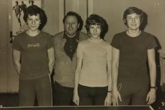 Milan Cafourek, Stanislav Herink, Ivan Müller, Jiří Froněk